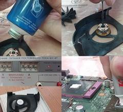 Замена кулера в ноутбуке Sony в Минске: наиболее частые причины обращений