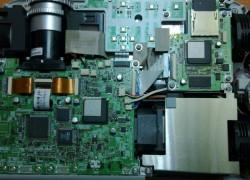 Услуга нашей мастерской — ремонт лазерных проекторов