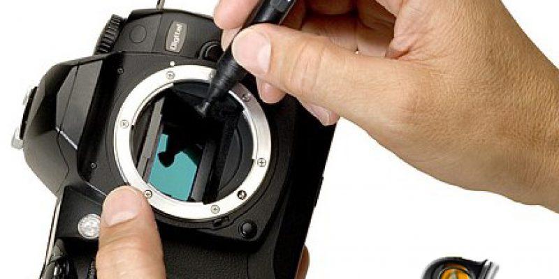 Ремонт цифровых фотоаппаратов! Как очистить цифровую зеркальную фотокамеру?