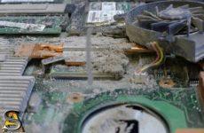 Греется и шумит ноутбук — требуется срочная чистка ноутбука