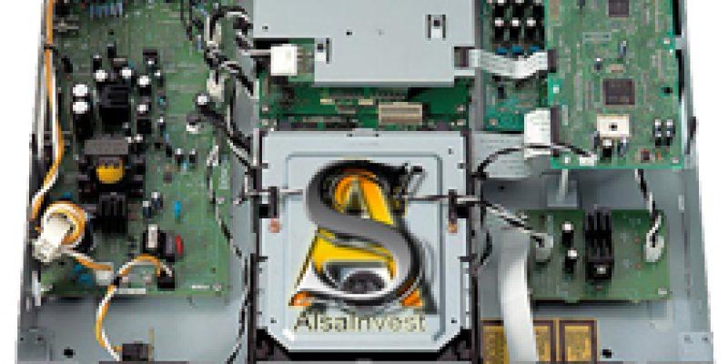 Как очистить объектив лазерного датчика на вашем DVD-плеер. Ремонт плееров в Минске!