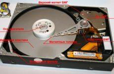 Замена жесткого диска в ноутбуках HP в СЦ Минска